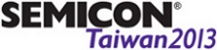 Logo Semicon TW 2013 introduction
